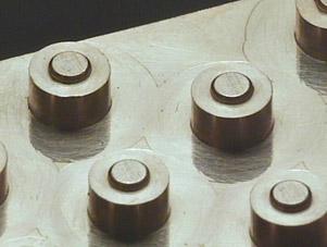 クローム銅 電極金型加工
