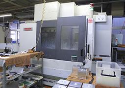 マシニングセンタ 森精機製 NV5000α 1B/40