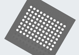 微細加工ドットコムの微細穴加工技術
